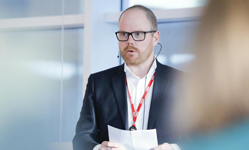 BEKREFTER: VG-redaktør Gard Steiro bekrefter at han snakket med Sofie (27) samme dag som VGs artikkel ble publiser. Foto: NTB Scanpix