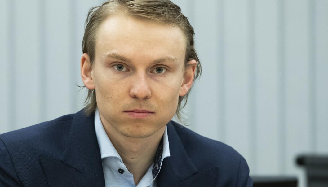 I RETTEN: Henrik Kristoffersen har gått til sak mot Norges Skiforbund. Foto: NTB scanpix