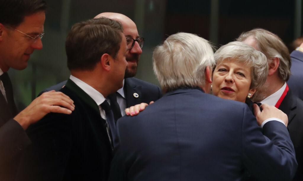 image: Brexit: Kaos på EU-toppmøtet