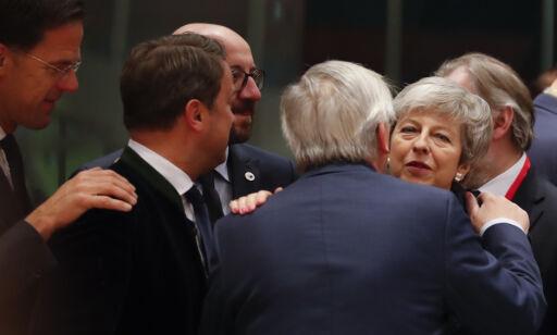 image: Brexit er utsatt – britene får to valg