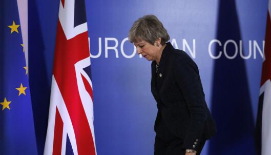 Britiske aviser: EU tar kontroll over brexit-datoene