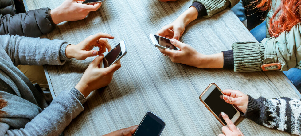 Slik blir du kvitt mobilavhengigheten