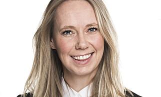 FOR DÅRLIG: Statssekretær Jorun Hallaråker (KrF) erkjenner at tilbudet til rusavhengige kvinner er for dårlig. Foto: Regjeringen