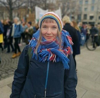 Monica Marcella Kjærstad. Foto: Privat.