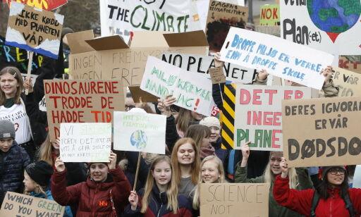 image: De streiker – hva skulle de ellers gjort?