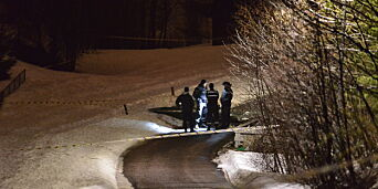 image: Politiet skjøt mann med øks i Akershus