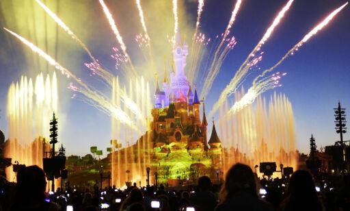 image: Mistenkelige lyder utløste panikk Disneyland i Paris