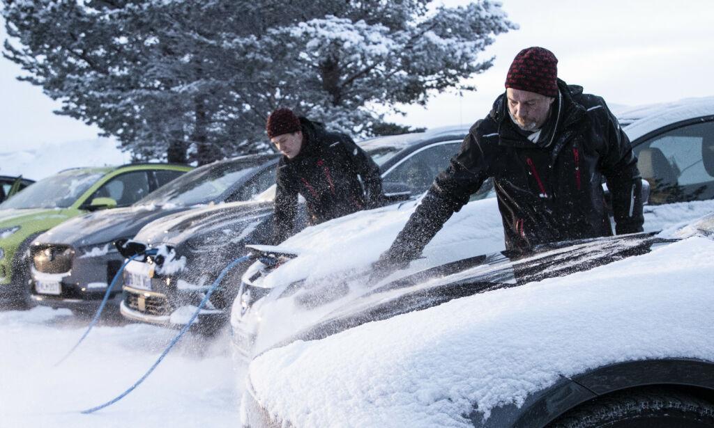 image: Jakten på den beste elbilen for en tøff, norsk vinter