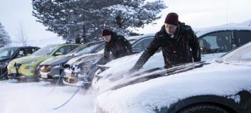 Jakten på den beste elbilen for en tøff, norsk vinter