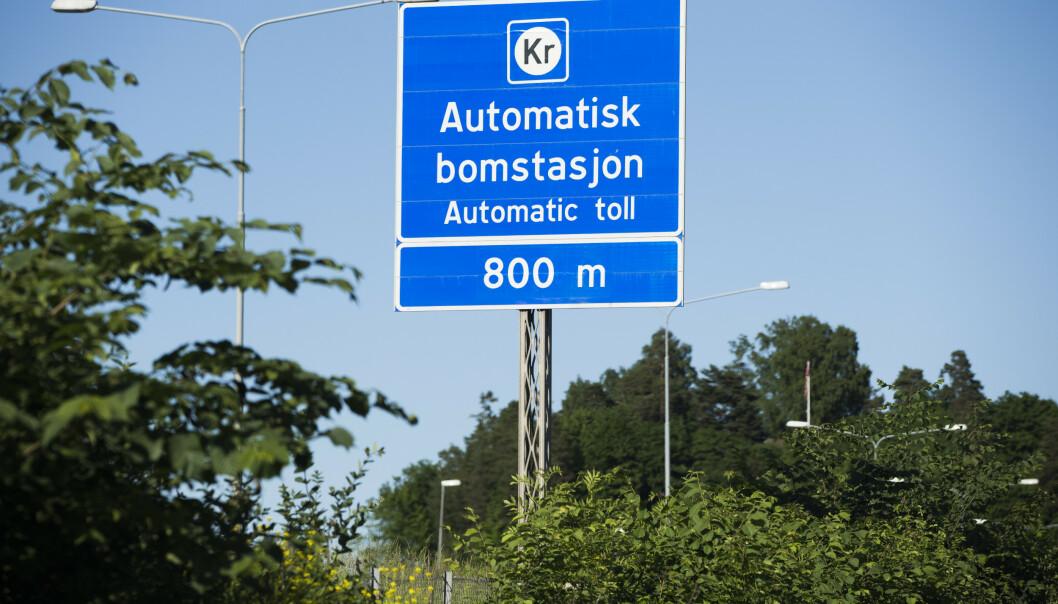 <strong>BOMPENGER:</strong> Rogaland SV foreslår å avvikle bompenger. Foto: Berit Roald/NTB scanpix