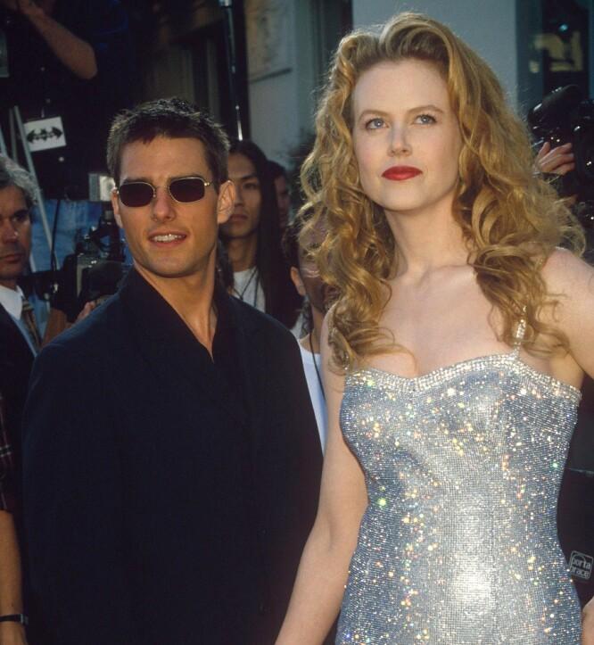<strong>DOBBEL SORG:</strong> I kjølvannet av bruddet med Tom Cruise, mistet Nicole Kidman også omsorgen for parets to adopterte barn, Isabella Jane og Connor Anthony. FOTO: Scanpix