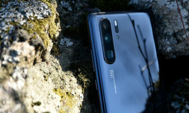1842c72d TOPPMODELLEN: Huawei P30 Pro ble lansert i dag, og vi har allerede testet  den