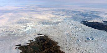 image: Isbreen vokser, men forskerne jubler ikke