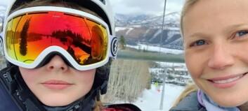 Får kritikk av dattera etter Instagram-bilde