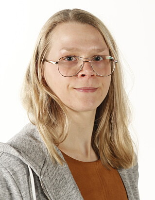 BANKSHOPPER: Eilin Lindvoll, økonomijournalist i Dinside flyttet boliglånet til en annen bank, etter mye om og men...