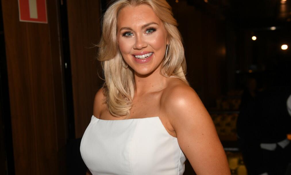 KRISE: Sveriges største blogger Isabella Löwengrip, også kjent som Blondinbella, har ikke lagt skjul på at hun har slitt den siste tida. Foto: NTB scanpix