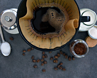 Test avslører hva kaffefilter gjør med kaffen din