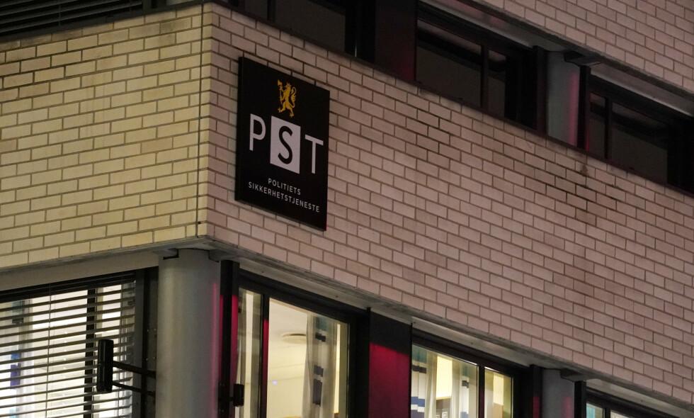 EOS-UTVALGET: I rapporten fremgår det blant annet at PST i en stor andel saker har overlevert informasjon til klareringsmyndigheter på muntlig vis uten å dokumentere det skriftlig. Foto: Cornelius Poppe / NTB scanpix