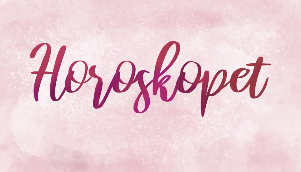 <strong>HOROSKOP:</strong> Horoskopet gjelder for uke 14. ILLUSTRASJON: Kine Yvonne Kjær