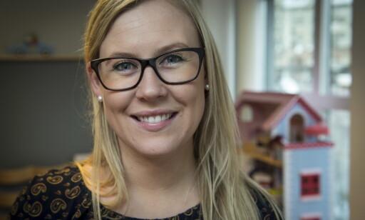 BER OM ENRING: Lene Vågslid (Ap). Foto: Dagbladet