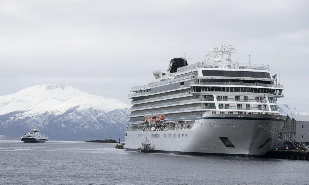 image: Sjøfartsdirektoratet skal opplyse om hvorfor cruiseskipet Viking Sky fikk blackout