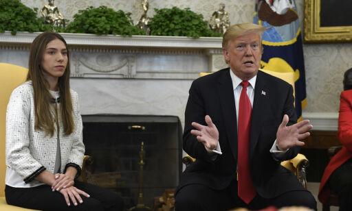 image: Trump krever russisk tilbaketrekning fra Venezuela