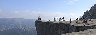 image: 16 populære turiststier får milliontilskudd