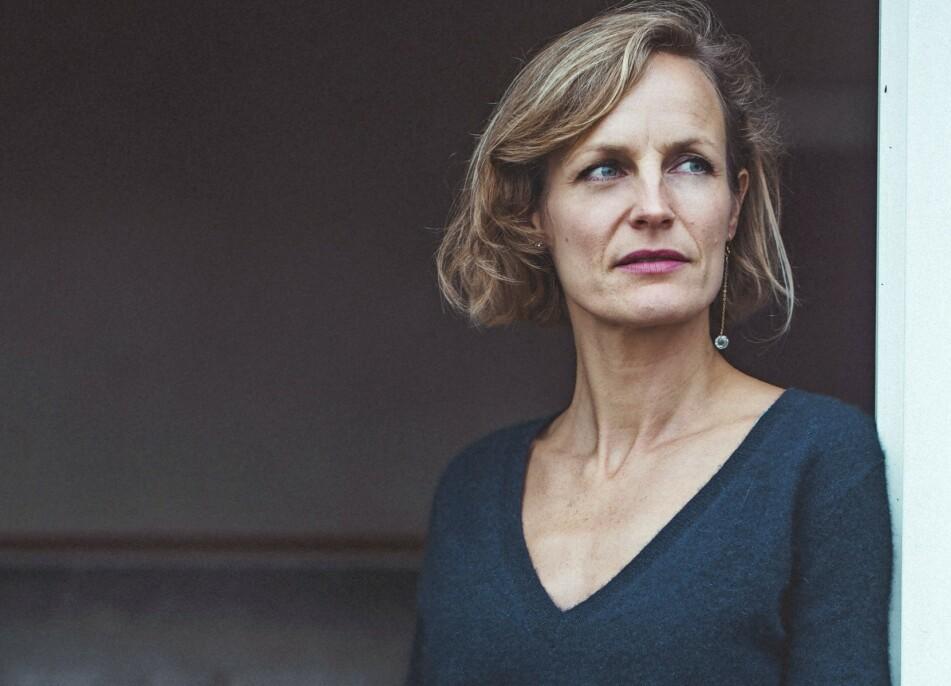 IKKE BARE ET BRUDD: – Det var ikke «bare» et brudd. Det var kjærlighetssorg, og det er en stor forskjell, sier Anne Winther (40), som aldri trodde sorgen skulle gå over. FOTO: Camilla Stephan