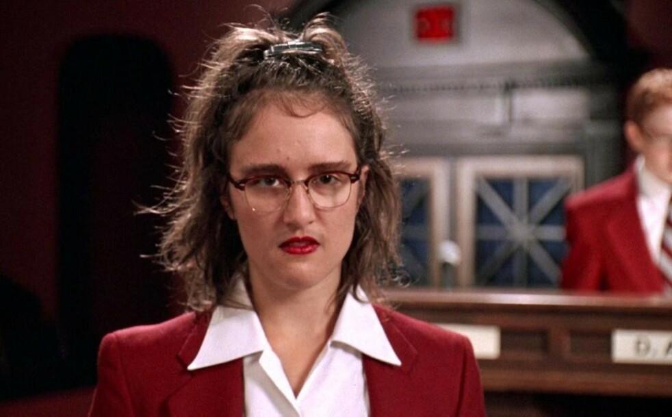 <strong>I ROLLEN:</strong> Kvinnen som portretterte Caroline Krafft i «Mean Girls» ser ganske annerledes ut i dag. FOTO: Paramount Pictures