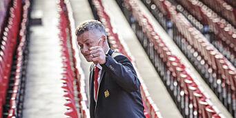 image: Tidligere United-manager: - Ikke gambling i det hele tatt