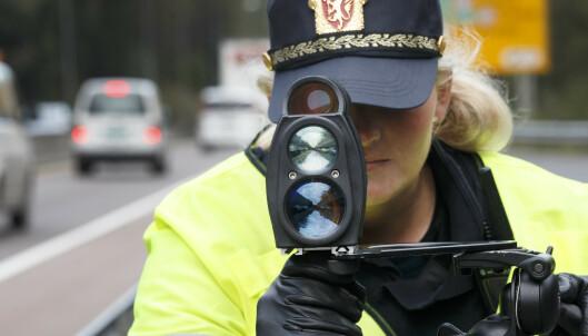 Vi har verdens suverent dyreste fartsbøter