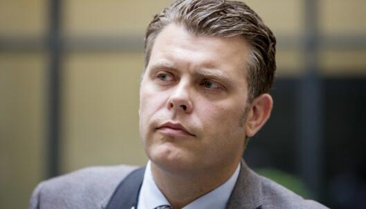 Jøran Kallmyr (Frp) ny justisminister
