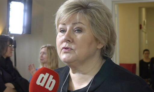 image: Slik forklarer hun ministerbyttene