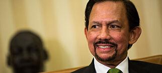 image: Brunei tillater steining av homofile