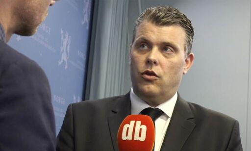image: - Kommer ikke til å tillate gjengkriminalitet i Norge