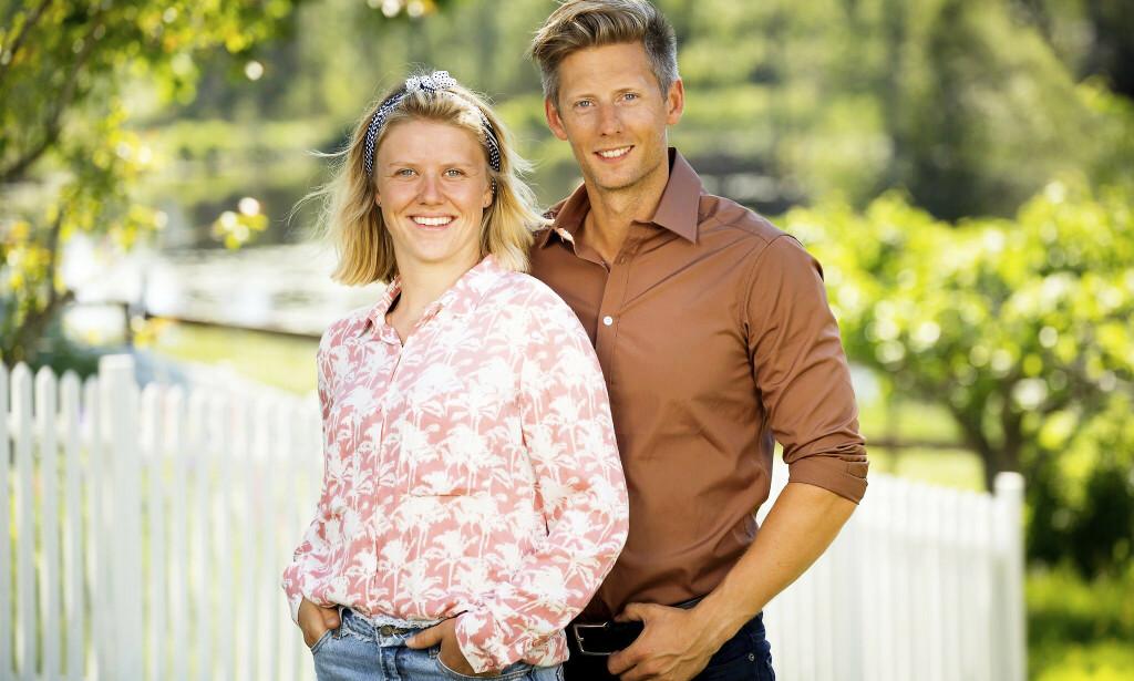 TAR OVER: Årets vinner av Farmen Kjendis, Tiril Sjåstad Christensen (23) tar over programlederrollen i kjendis-versjonen av programmet. Foto: TV 2