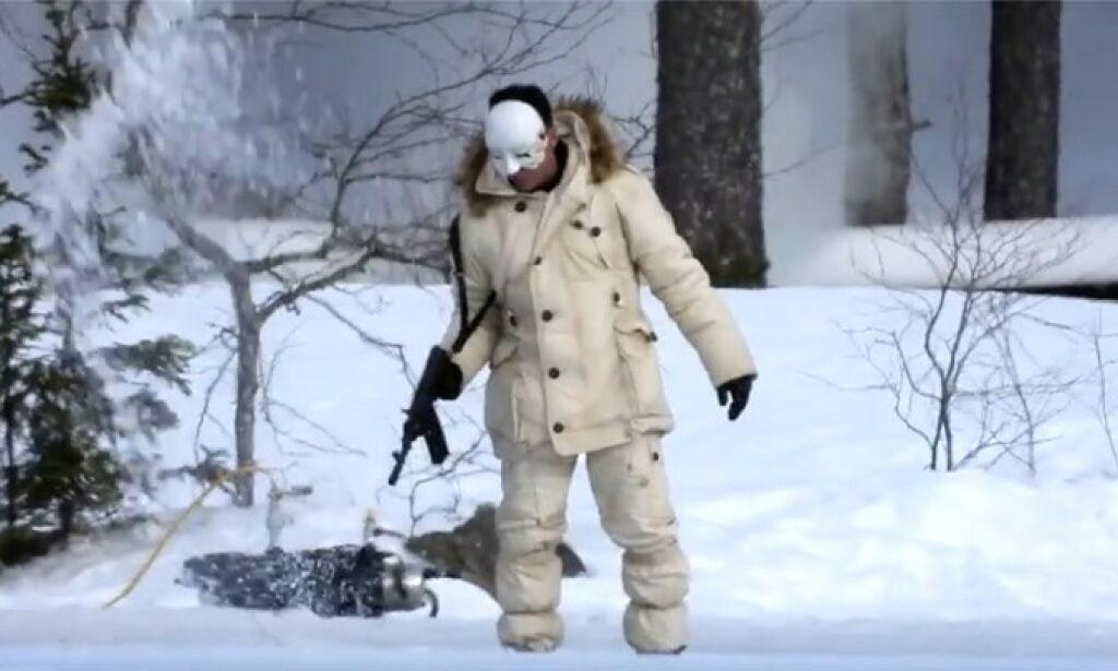 image: Ville spekulasjoner etter video fra Bond-innspillingen