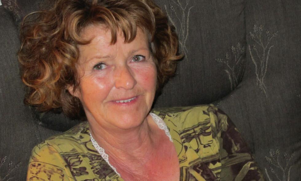FORSVUNNET: Anne-Elisabeth Hagen (69) er forvunnet, og antatt bortført. Foto: AFP / NTB Scanpix