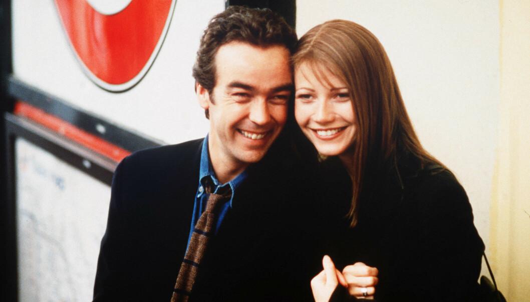 «SLIDING DOORS» John Hannah spilte mot skuespiller Gwyneth Paltrow i filmen «Sliding Doors» i 1997. Foto: NTB Scanpix