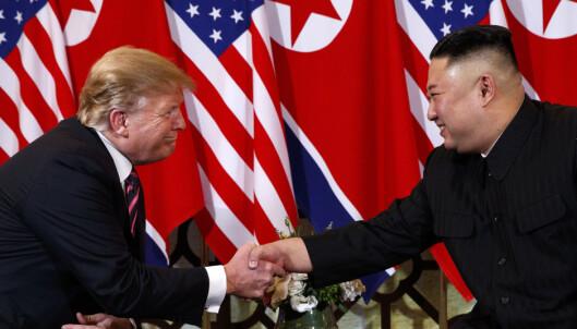 Trump dropper nye sanksjoner mot Nord-Korea