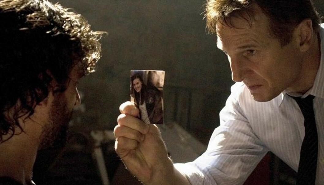 <strong>SKUESPILLER:</strong> Liam Neeson er spesielt kjent for sin rolle i «Taken»-filmene. Foto: NTB Scanpix