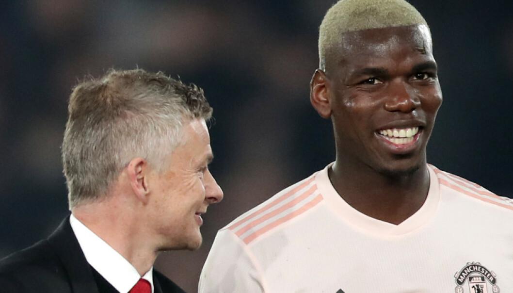 Zidane flørter med Pogba