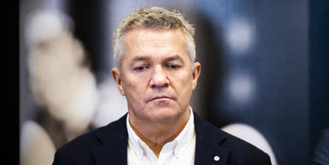 Ingebrigtsen kritisk til Rosenborg