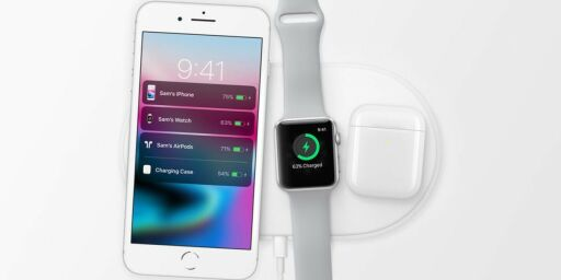 Apple kansellerer AirPower