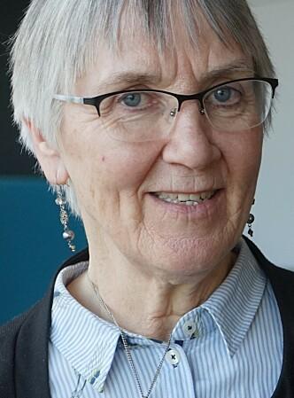 <strong>RISIKOGRUPPE:</strong> - Lite aktive eldre er en utsatt gruppe, sier sykehjemsoverlege Kjellaug Enoksen.