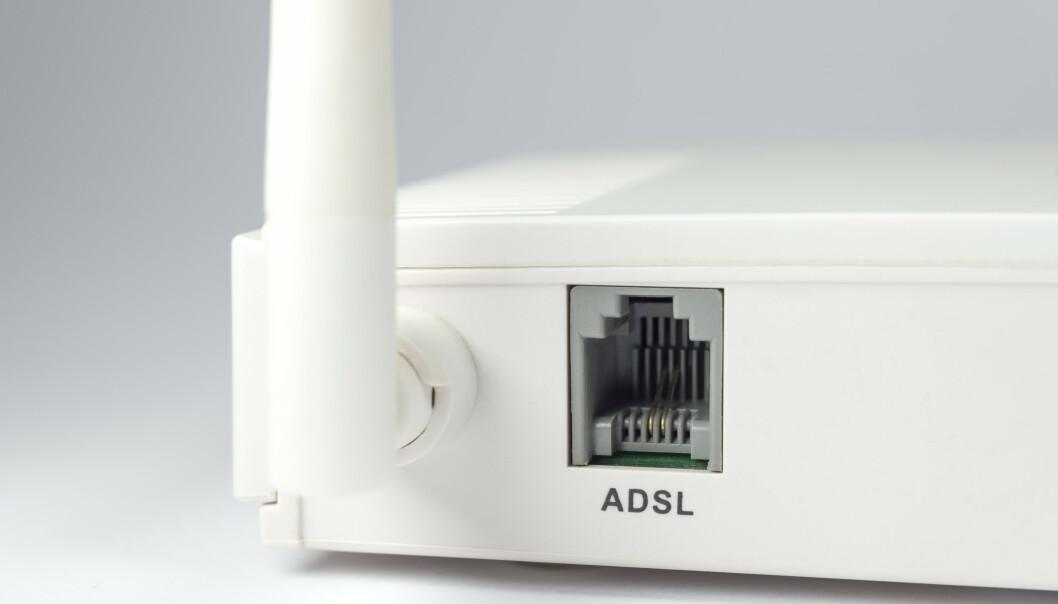 <strong>LEGGES NED:</strong> Telenor har varslet at kobbernettet (og dermed xDSL) legges ned innen 2022. Foto: Shutterstock / NTB Scanpix