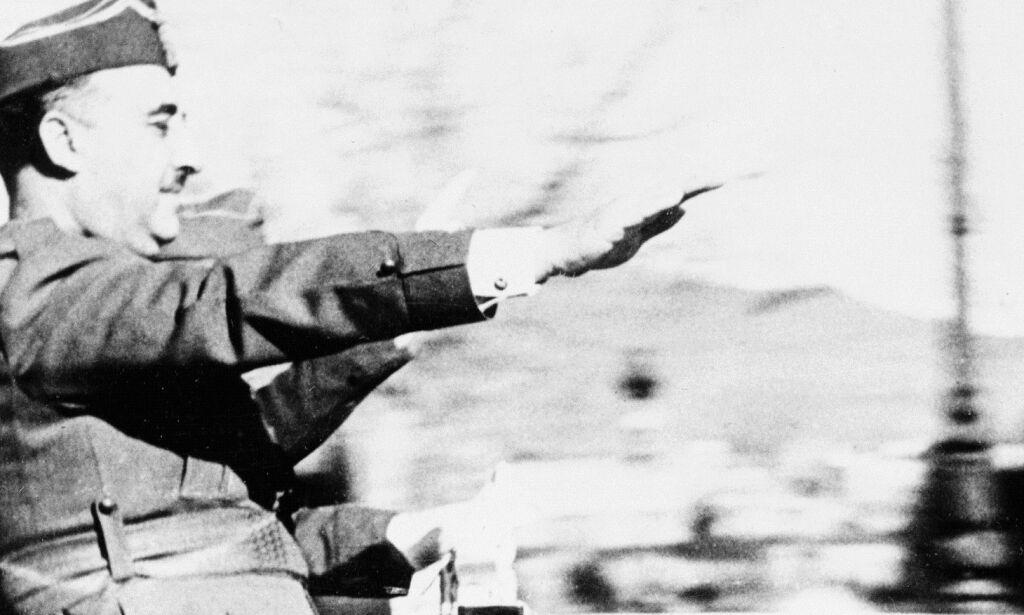 image: Da diktaturets mørke la seg over Spania