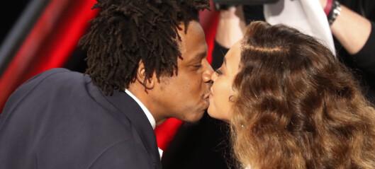 Beyoncé og Jay-Z ga rørende tale etter de vant LGBT-pris