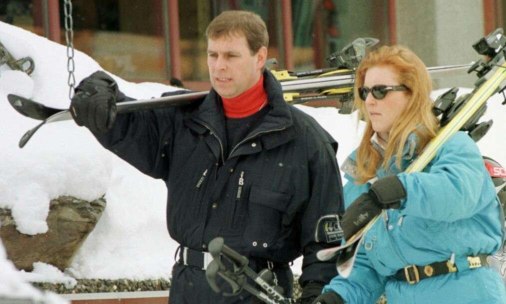 SAMMEN IGJEN?: Sarah Ferguson og Prins Andrew skilte seg i 1996, men har bevart vennskapet. Nå spekuleres det om de har funnet tilbake til hverandre som par. Foto: NTB Scanpix