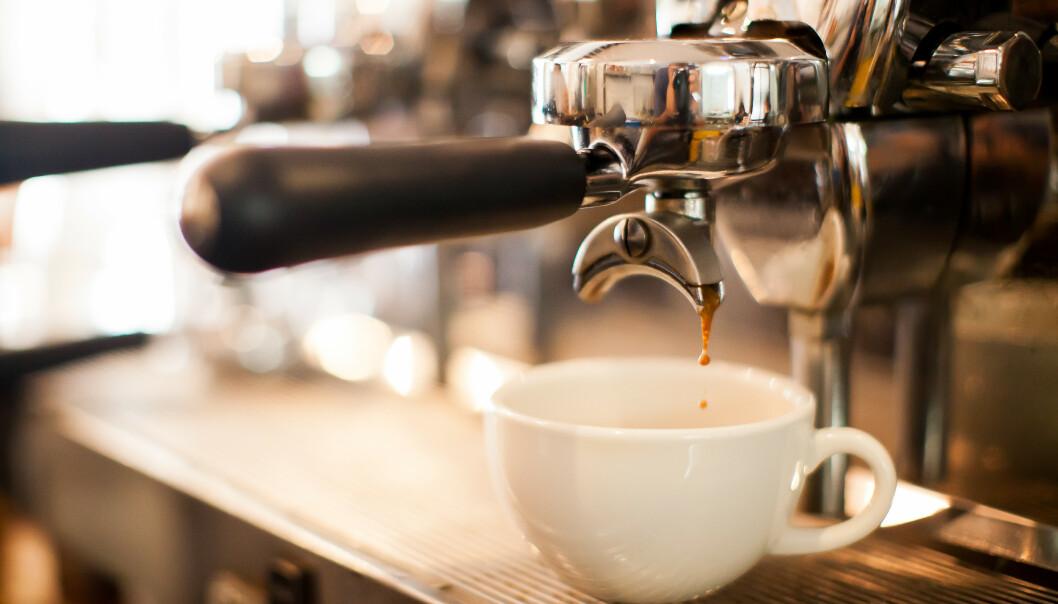 KOFFEINFRI KAFFE: - Utvalget i Norge er ikke så stort, men på verdensbasis finnes det mange koffeinfrie produkter. Metodene for å fjerne koffein har blitt mye bedre og nå trenger ikke koffeinfri kaffe å smake vondt, sier eksperten.